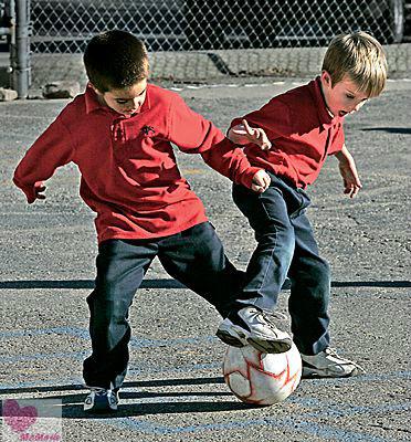 Психологические преимущества, активных детей.