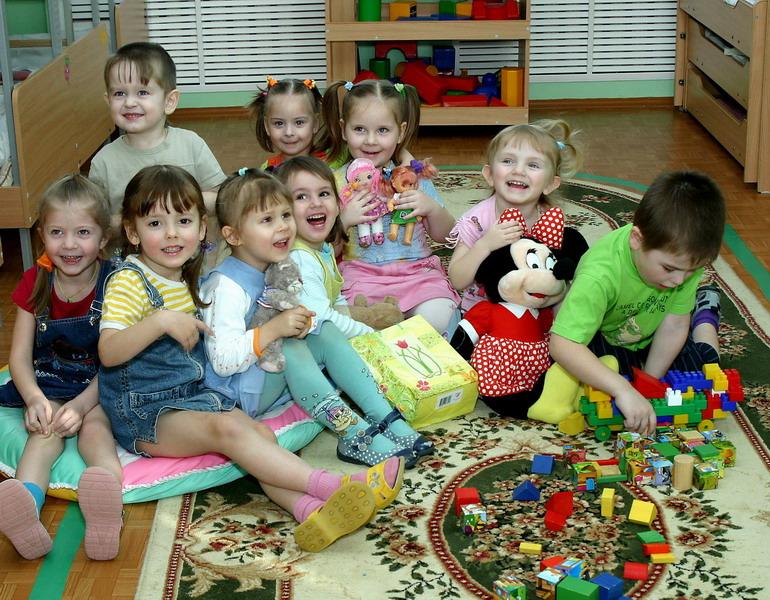 Речевые игры для малышей в детском саду и дома