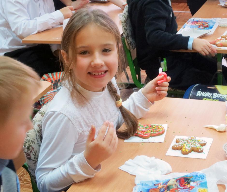 Пряничный мастер-класс ко дню св. Николая