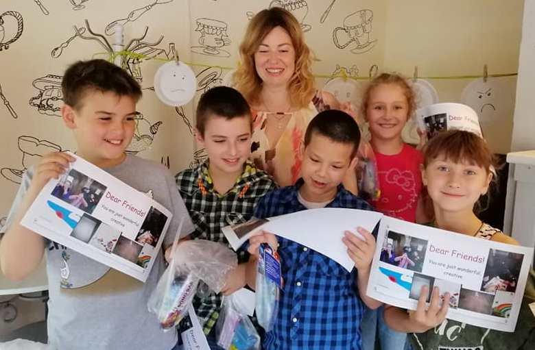 Безкоштовний вебінар Ірини Климової «Англійське літо дитини»